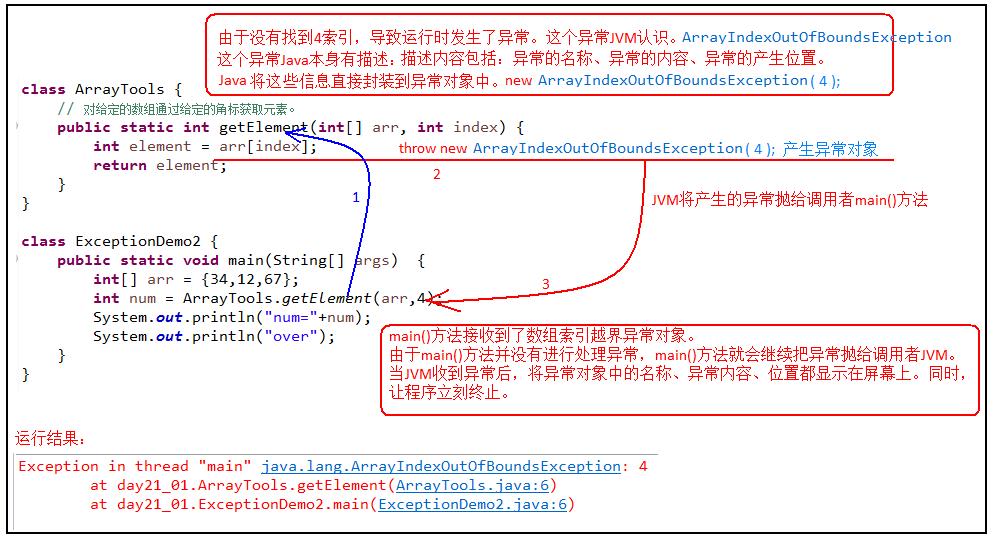 Java基础学习11:【异常、线程】
