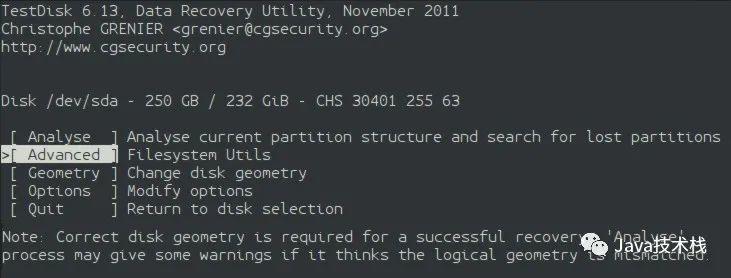 怎样在 Linux 系统中恢复已删除文件