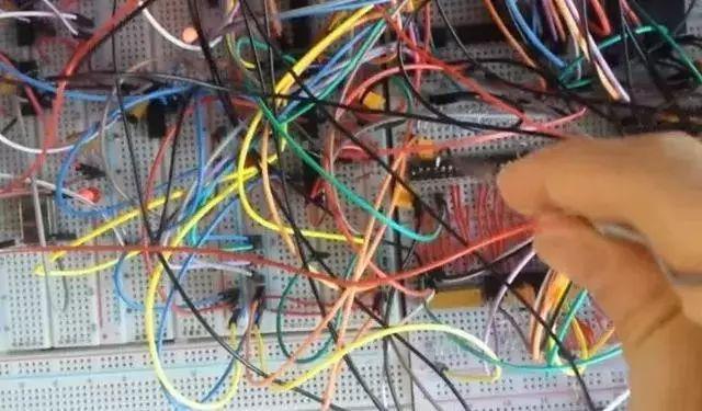 这种古法制作CPU,看第一眼就被震撼到了