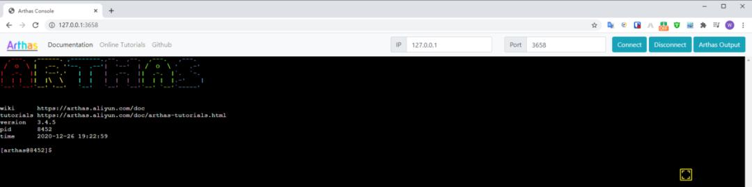 早就听闻阿里开源的 Arthas 在做 Java 应用诊断上十分牛逼,没失望
