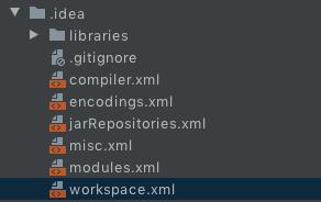 Spring Boot 项目的这些文件都是干啥用的?