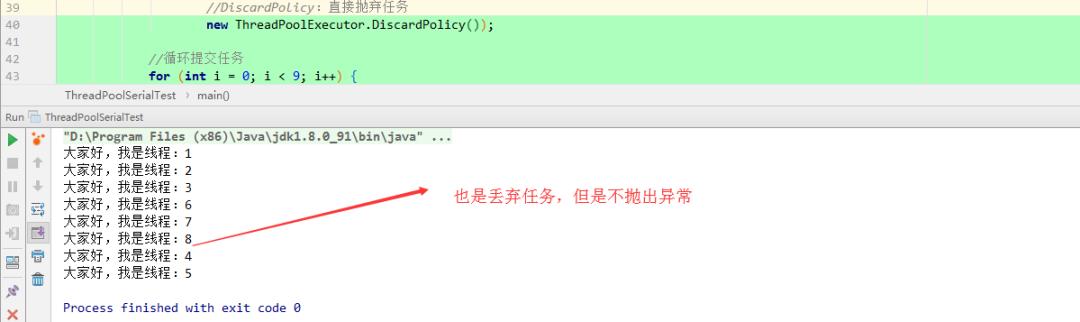 阿里内部不允许用Executors创建线程池,为为为什么?