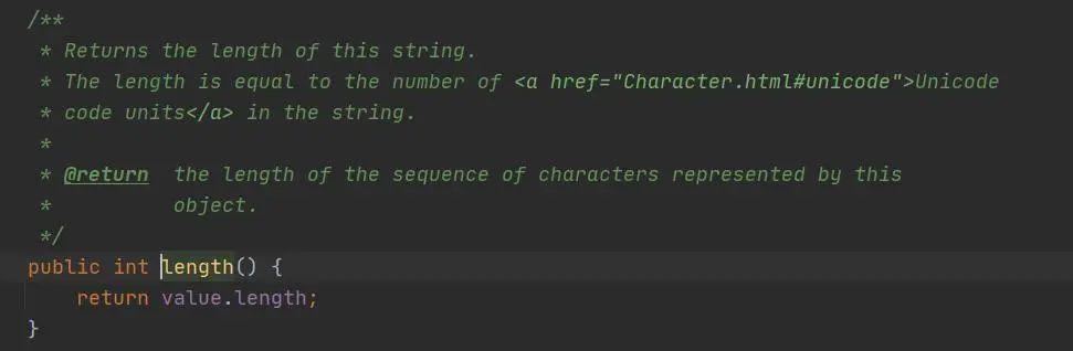 面试官:String长度有限制吗?是多少?