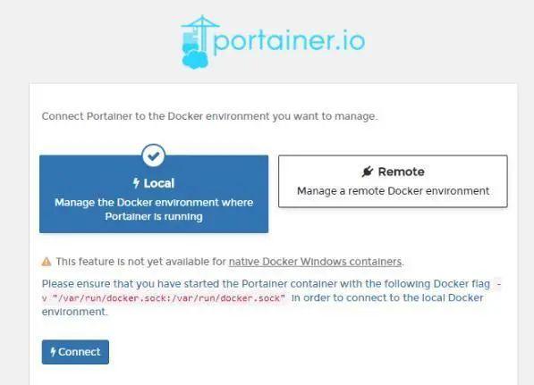 吊炸天的 Docker 图形化工具:Portainer,必须推荐给你!