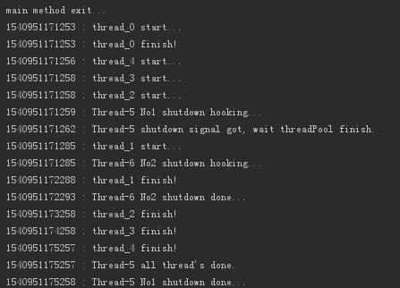 哦,这就是Java的优雅停机?(实现及原理)