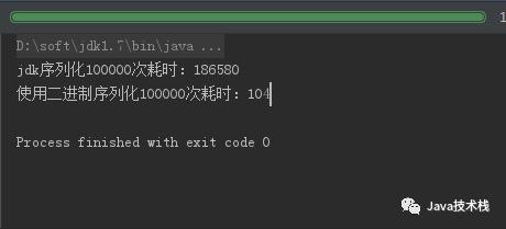 为什么不建议使用 Java 自带的序列化?